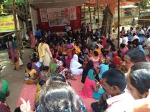 18 April 2015 - Mass submission of letters in the BMC